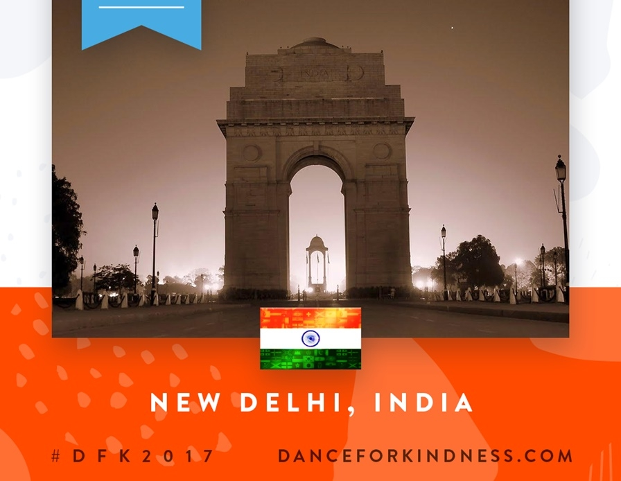 Dance for Kindness - New Delhi 2017
