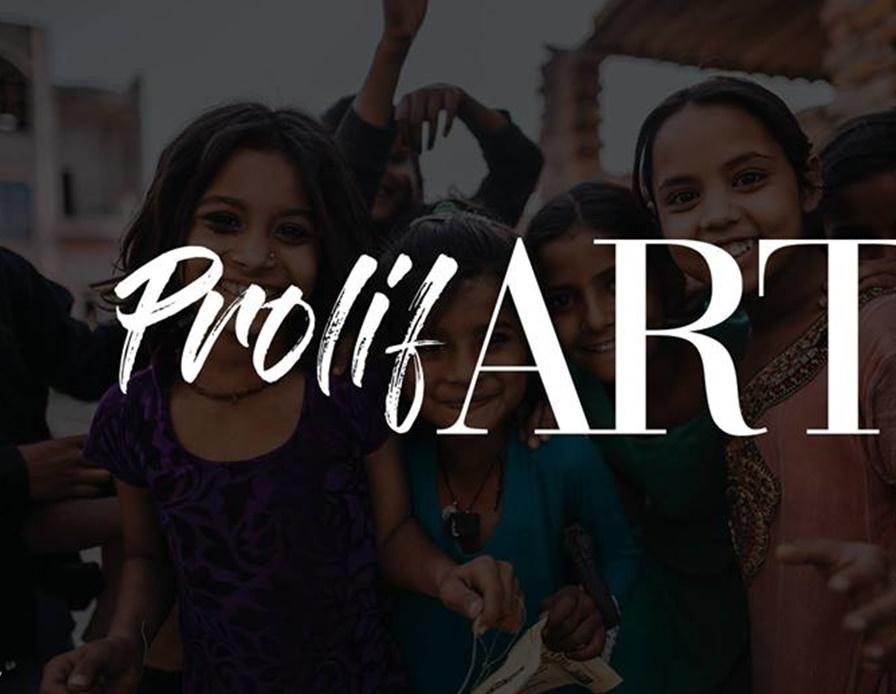 Prolif-Art - Workshop for NGO kids