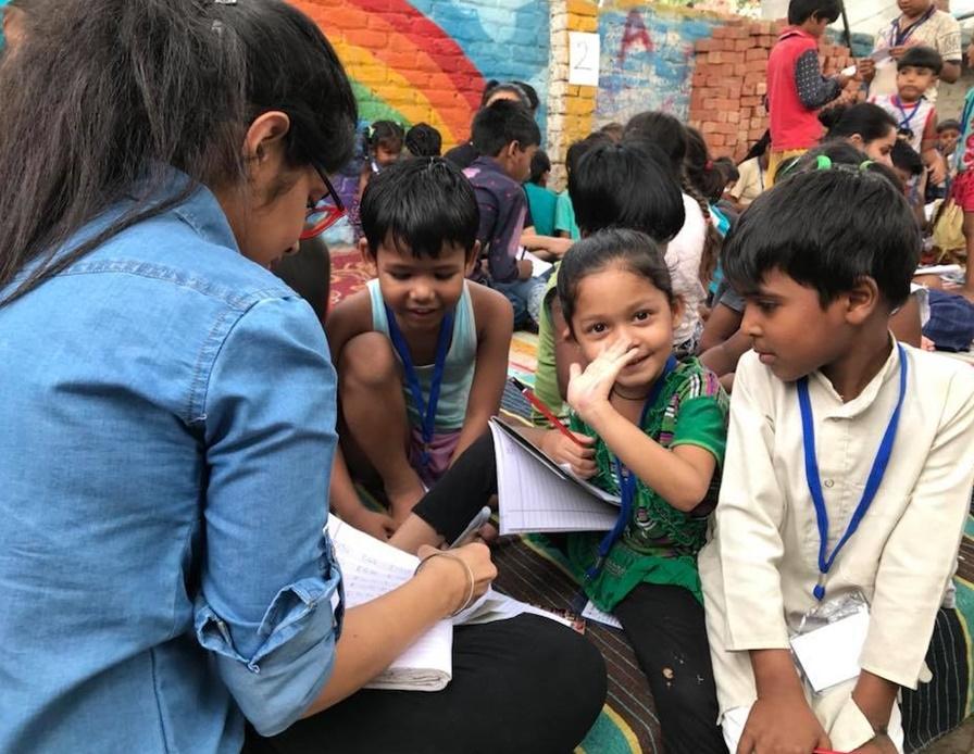 Pehchaan The Street School - Classes