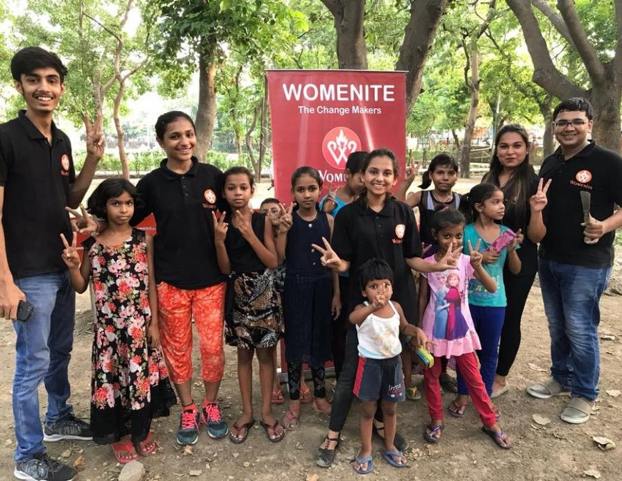 Womenite - Activities