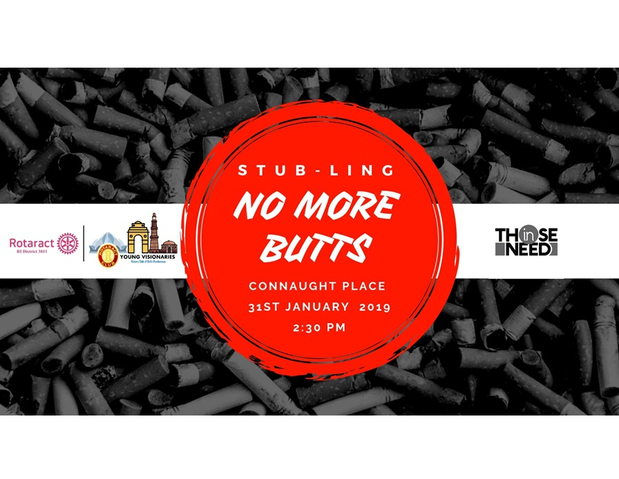 Stub-Lings- No More Butts at CP